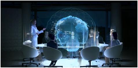 人工智能发展应用拉开全新序幕 ——商务智能全球发布会召开