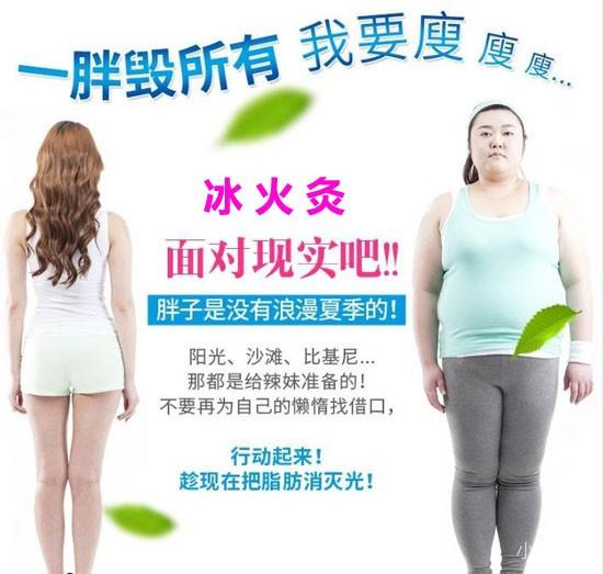 冰火灸减肥有用吗?效果好不好【记者调查曝光】