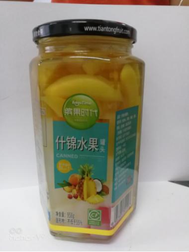 水果罐头知名品牌缤果时代,打造绿色健康食品