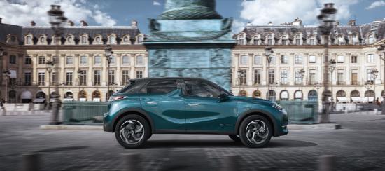 「DS」汽车巴黎车展 DS3 CROSSBACK系列备受瞩目 汽车殿堂