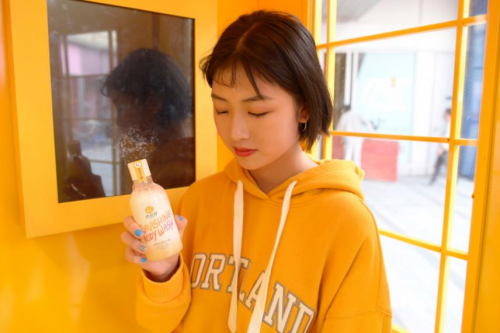 棉花糖与白日梦,迈小橙MORANGE幻层精华系列甜蜜亮相