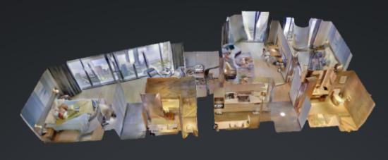 国际服务公寓雅诗阁联合众趣科技推出VR公寓