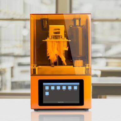 小方LCD 3d打印机(L120) 重磅上市,打印精度令人瞠目