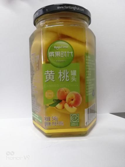 科普向:为什么相较国人,外国人更加偏爱黄桃水果罐头