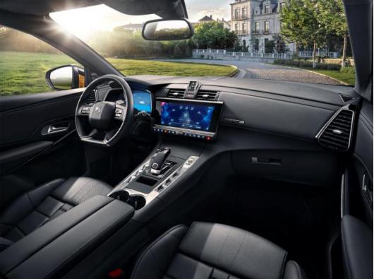 法式豪车DS7 为您的健康和安全保驾护航
