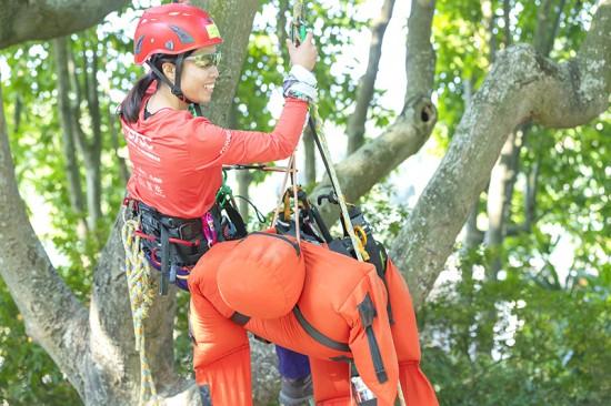 2018中国•厦门国际攀树邀请赛圆满落幕