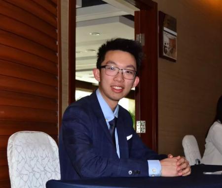 30岁以下精英人物焦点人物| 梁颂贤 群雄汇 投资银行 总裁