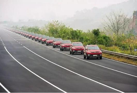 月销过万 8.5万起售 为何长安的这款SUV车型这么受欢迎