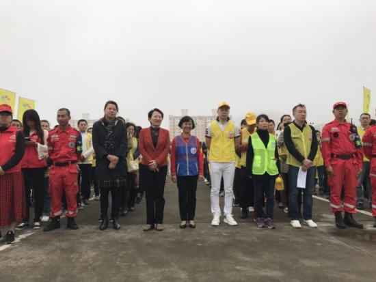 爱暖椰城:阳光义工社开展2019新春大型公益慰问活动
