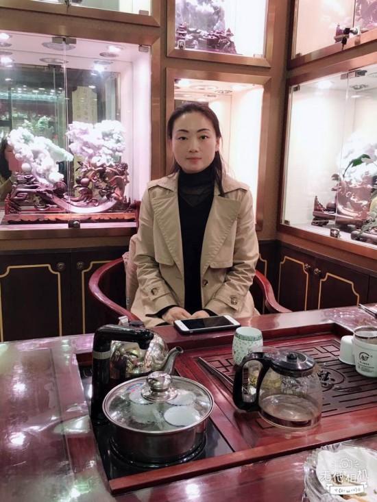 玉雕大师王红霞 用心雕琢 玉润人生