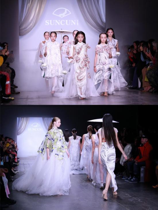 《三寸盛京》中国最具代表性华服品牌惊艳海外
