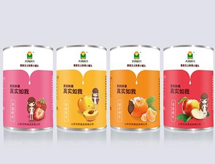 新营销时代,山东水果罐头厂家迎来发展新契机