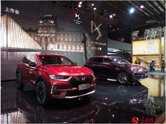 长安PSA:DS7精彩看点放送 大而精的气派SUV