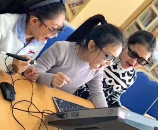 zSpace VR与AR技术如何促进学生的深度学习