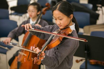 北京市房山区诺德安达学校茱莉亚表演艺术项目,提升学生艺术修养