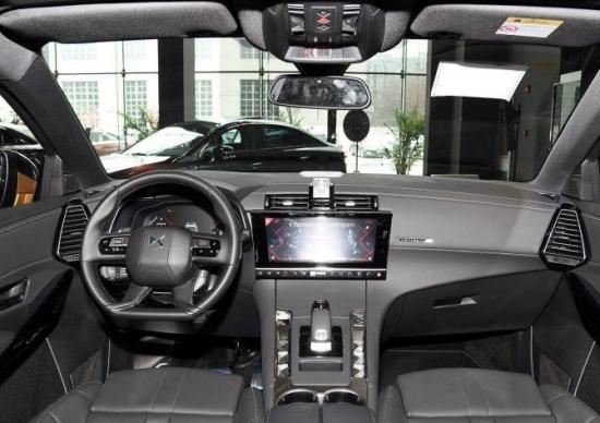 豪华与实在兼并 品鉴DS7丰富的驾驶配置