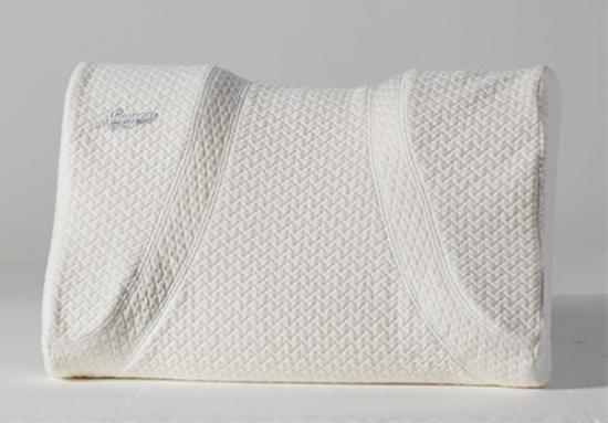 睡觉时容易落枕,楠伢宫特拉雷乳胶枕你选了吗?