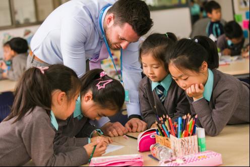北京市房山区诺德安达学校双语教育促进学生全面发展