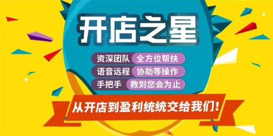 武汉众乐商通开店之星电商服务让你产品不再滞销