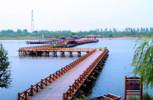 臨朐旅游度假去哪里 詩情畫意攬翠湖
