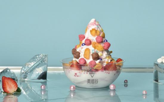 美滋谷冰淇淋,小本创业好选择