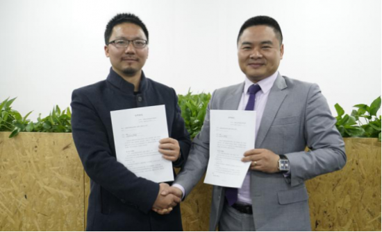 热烈庆祝!圣律国艺教育集团与大成书院签订合作协议