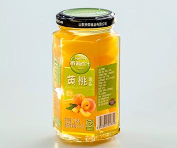 黄桃罐头哪家好?天同食品找回家的味道