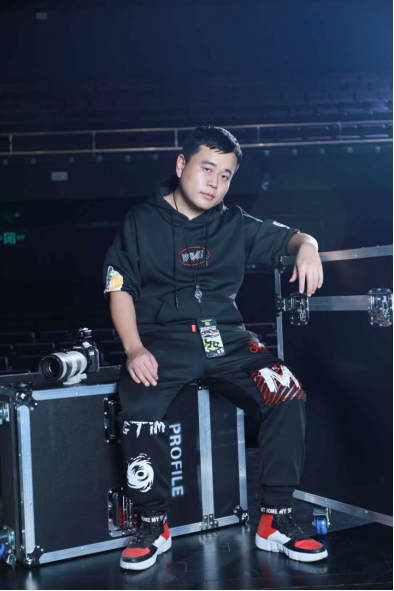 专访时尚摄影师Eric_光焰