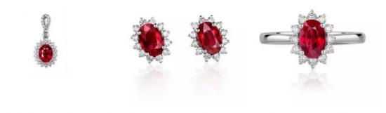 菜百首飾珠寶情報局:帶你揭開紅藍寶石的奧秘