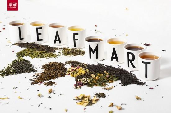 让喝茶不再那么高高在上,「叶铺LeafMart」打造喝茶的平民时尚