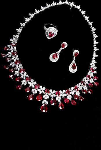 菜百首饰珠宝情报局:宝石之王--红宝石