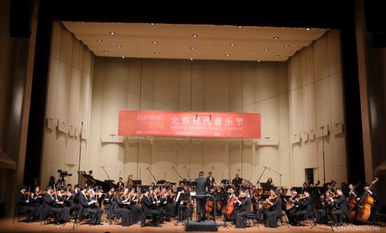 《飞雨晴空》2019北京现代音乐节交响音乐会成功上演