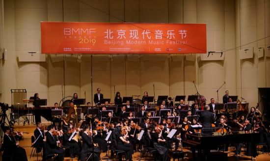 2019北京现代音乐节 《幻境乐舞》为我们带来了一场视听盛宴