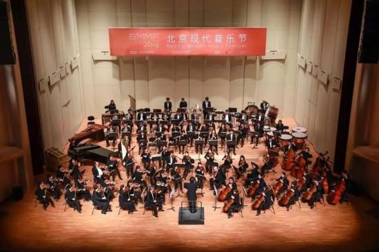 《幻想》2019北京現代音樂節亞洲交響音樂會成功上演