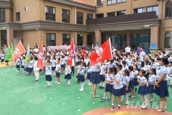 万人幼儿园趣味运动会,收获健康与快乐