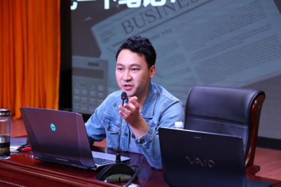 北京邮电大学优秀创业学子马语涛访谈录