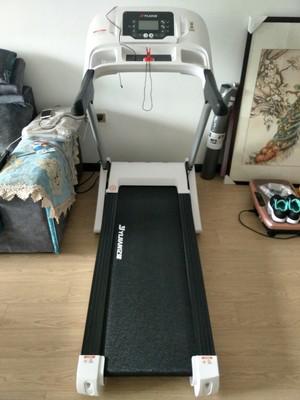 加班党的健身神器――亿健ELF跑步机
