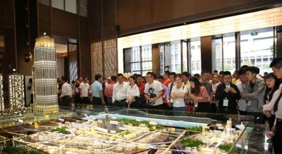 GCC高弘·世紀中心示范區開放盛典做惠州舉行