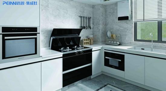你與開放式廚房只有一臺十大品牌集成灶的差距