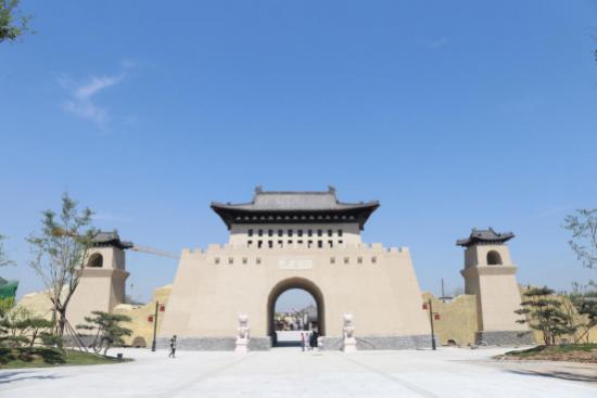 中国驿饮食文化小镇:聚四方美食,享人间烟火