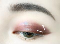 Colourpop土豆泥單色眼影試色及教程