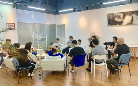 上海八哥美术学校成立高考美术培训部
