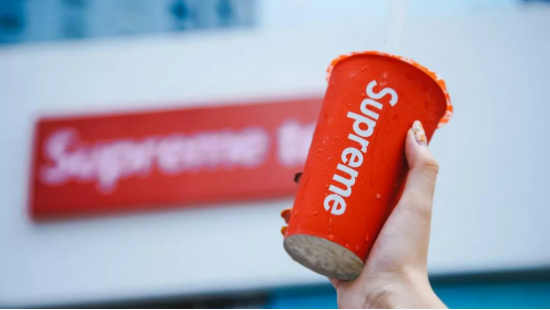 Supreme tea深圳开幕当日售出2000杯!创惊人业绩!