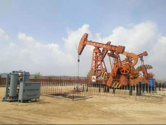 西安德汇石油助力智慧油田发展