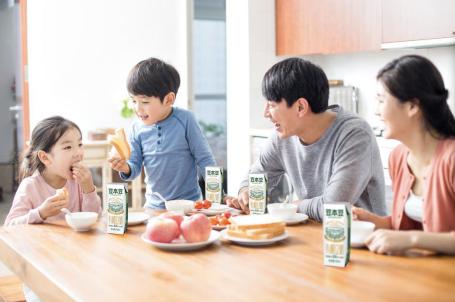 豆本豆3.8克優質蛋白,營養早餐的不二之選