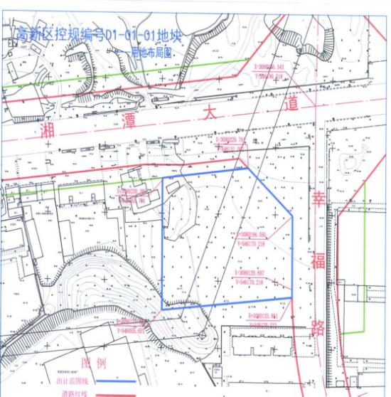 湘潭市自然资源和规划局供地信息――D1―01―01地块