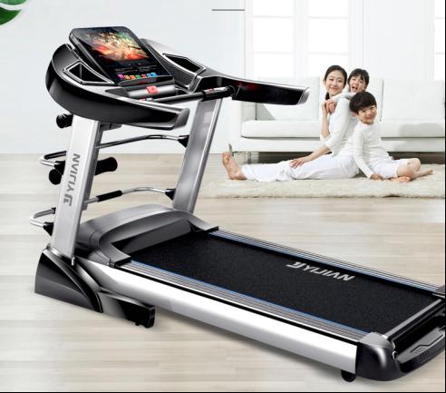 亿健家用健身跑步机V5 全家人的健身房!
