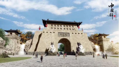 中国驿饮食文化小镇,勾画出华夏最美烟火气!