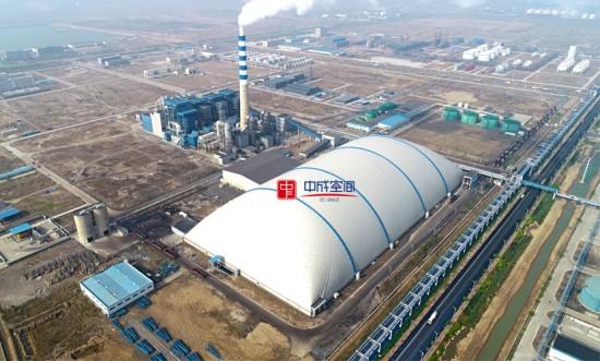 气膜煤场封闭如何挽救山西近日五家企业停产问题?——中成空间