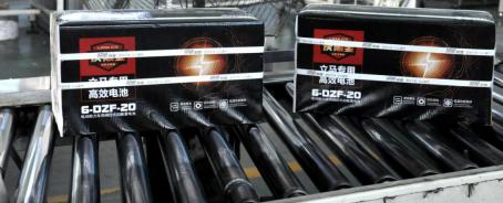 黑科技新品来袭:超威新型长寿命动力电池C位出道